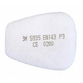 Filtr przeciwpyłowy 3M 5935 kpl. 2 szt.