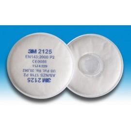 Filtr przeciwpyłowy 3M 2125 kpl. 2 szt.