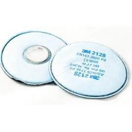 Filtr przeciwpyłowy 3M 2128 kpl. 2 szt.