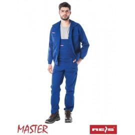 Ubranie ochronne MASTER 65% poliester, 35% bawełna