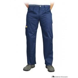 Spodnie ochronne do pasa 65% poliester, 35% bawełna VOBSTER