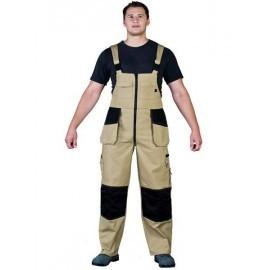Spodnie ochronne ogrodniczki 65% poliester, 35% bawełna ZIMER