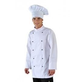 Bluza kucharska 65% poliestru, 35 % bawełny CHEFER