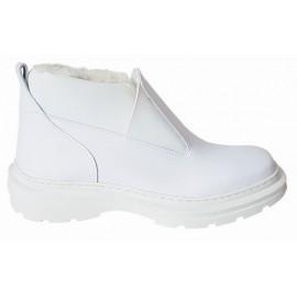 Atestowane buty profilaktyczne, robocze do chłodni - botki 3181o