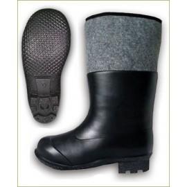 Buty z filcu i PCV EN 347-1 wzór 400