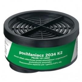 Pochłaniacz 2034 K2 kpl. 2 szt.
