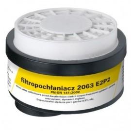 Filtropochłaniacz 2063 E2 P2 kpl. 2 szt.