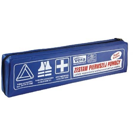 """Zestaw """"SUPER SAFETY"""" w opakowaniu z tkaniny wodoodpornej"""