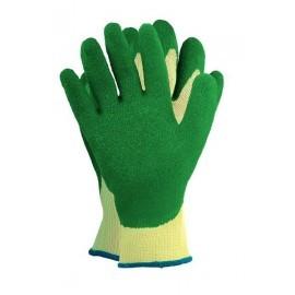 Rękawice ochronne wykonane z dzianiny powlekane guma RDR