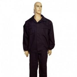 Ubranie trudnopalne dla spawacza T-02 atestowane z tkaniny ARGON (100% CO)