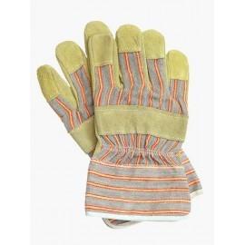 Rękawice ochronne wzmacniane skórą bydlęcą RSC