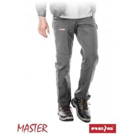 Spodnie ochronne do pasa 65% poliester, 35% bawełna MASTER