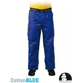 Spodnie ochronne do pasa 65% poliester, 35% bawełna HAMMER