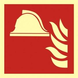 Zestaw sprzętu pożarniczego