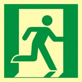 Wyjście ewakuacyjne (prawostronne)