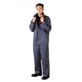 Ubranie ochronne dla spawaczy o właściwościach elektrostatycznych ACIWANWER 80% bawełna, 19% poliester, 1% włókno antystatyczne