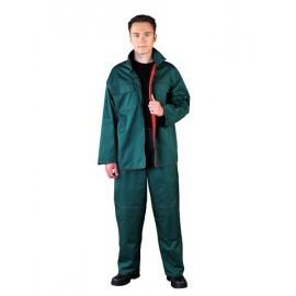 Ubranie ochronne dla spawaczy o właściwościach elektrostatycznych SAFER 99% bawełna, 1% włókno antystatyczne