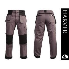 Spodnie ochronne do pasa 65% poliester, 35% bawełna HARVER