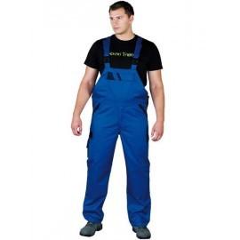 Spodnie ochronne ogrodniczki 40% poliester, 60% bawełna ZONTER