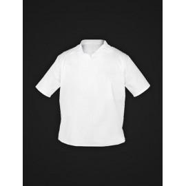 Bluza ochronna z krótkim rękawem 65% poliester, 35% bawełna FOOD_JSSWB