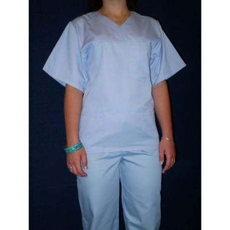 Ubranie operacyjne damskie z elanobawełny