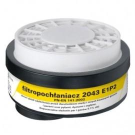 Filtropochłaniacz 2043 E1 P2 kpl. 2 szt.