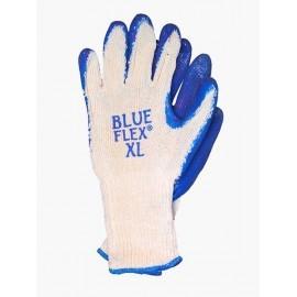 Rękawice ochronne dziane podwójnie powlekane gumą RUFLEX